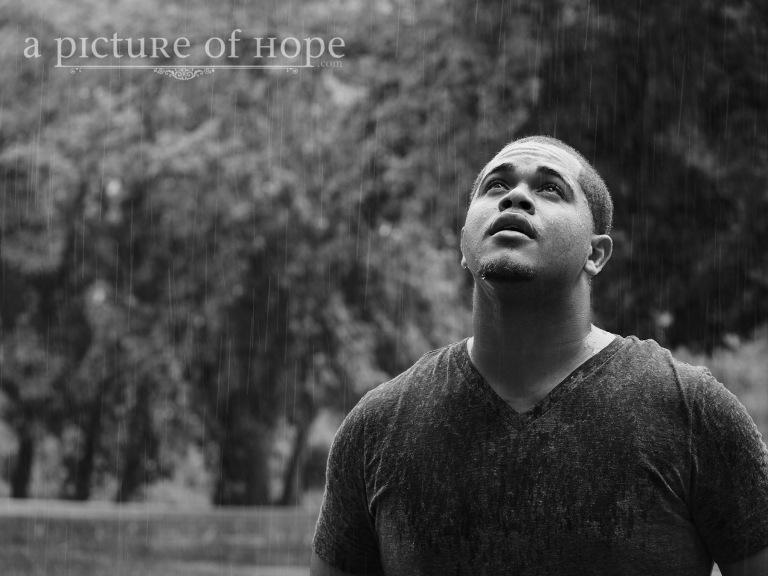 Jordan in the Rain